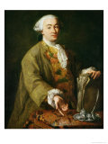 Portrait of Carlo Goldoni