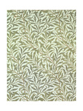 """Willow Bough"" Wallpaper Design, 1887"