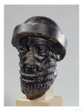 Head of a King, Possibly Hammurabi, King of Babylon, circa 1750 BC