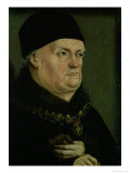 The Matheron Diptych: Portrait of Rene I the