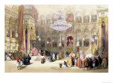 Greek Church of the Holy Sepulchre, Jerusalem, April 11th 1839
