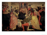 The Judgement of Solomon Giclee Print