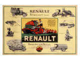 Renault Tractor Farm Equipment