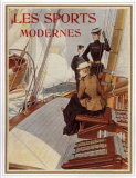 Les Sports Modernes,Yachting