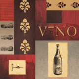 Vino in Red I