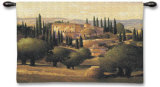 Warm Tuscan Sun Wall Tapestry