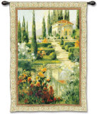Tuscany Estate Wall Tapestry