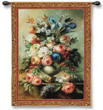 Mother's Bouquet Wall Tapestry