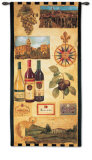 Wine Country I Wall Tapestry