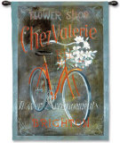 Chez Valerie Wall Tapestry