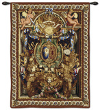 Portieve du Char Wall Tapestry