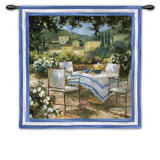 Tuscany Terrace Wall Tapestry
