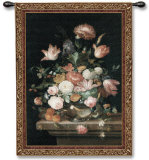 Bouquet of Majesty Wall Tapestry