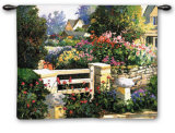 Gate Wall Tapestry