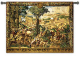 Hunts of Maximilian Wall Tapestry