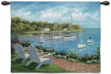 Harborside Reflect Wall Tapestry