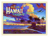 Fly to Hawaii Clipper Airline