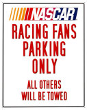 Nascar Parking