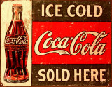 Ice Cold Coca-Cola