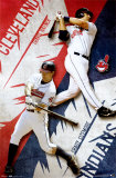 Cleveland Indians - Collage
