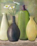 Vase Collection I Art Print