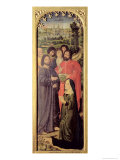 The Resurrection of Lazarus Triptych