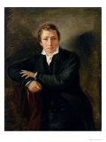 Portrait of Heinrich Heine 1831