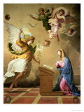 The Annunciation, Before 1652