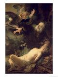 The Sacrifice of Abraham, 1635