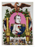 Portrait of Napoleon I in Commemoration of the Battle of Austerlitz