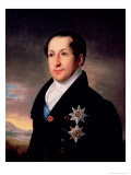 Portrait of Prince Sergej Golitsyn, Post 1828
