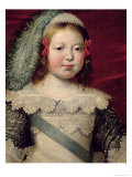 Portrait of Louis XIV as a Child, circa 1641-42