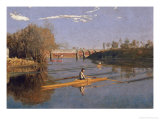 Max Schmitt in a Single Scull, 1871