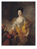 Anne-Marie de Bosmelet, Duchess of La Force, 1714
