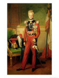 Louis-Charles-Philippe of Orleans Duke of Nemours, 1833