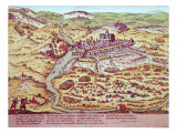 The Siege of St. Quentin, 27th July 1557
