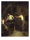 The Blacksmiths, Memory of Treport, 1857