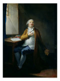 Louis XVI in the Temple, circa 1795