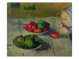 Still Life with Mimie, Daughter of Marie Poupee Du Pouldu Giclee Print