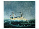 The Storm-Tossed Vessel, 1890-93