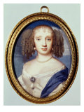 Duchess of Orleans, circa 1665