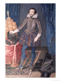 Portrait of Richard Sackville, 3rd Earl of Dorset, 1616