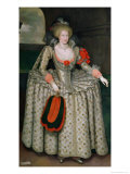 Anne of Denmark, circa 1605-10