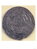 Medallion Bearing the Portrait Al-Mutawakkil Caliph of Baghdad, 9th Century