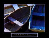 Buy Tranquility: Three Boats at AllPosters.com