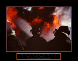 Buy Excellence: Three Firemen at AllPosters.com