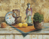 Still life with Purple Glass