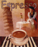 Buy Espresso, Pisa at AllPosters.com