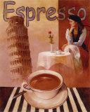 Buy Espresso, Pisa at AllPosters.com