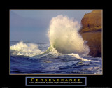 Perseverance: Crashing Wave